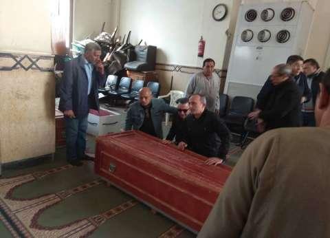 بالصور| وصول جثمان سعيد عبد الغني إلى مسجد «الصديق» لصلاة الجنازة عليه