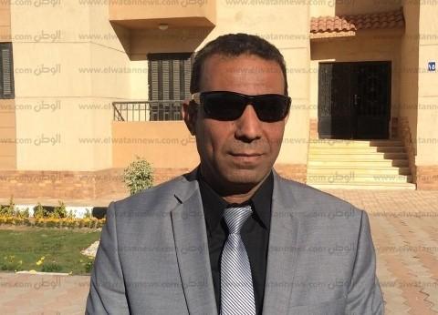 سكرتير عام جنوب سيناء الجديد يتفقد مشروع الإسكان الاجتماعي بأبورديس