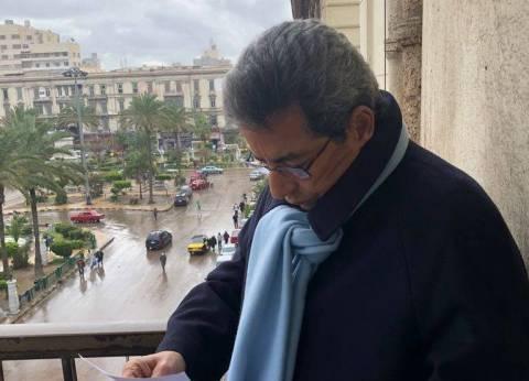 """محمود سعد: انتهيت من قراءة 80 صفحة من كتاب """"فن اللامبالاة"""""""
