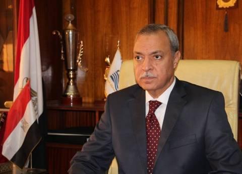 محافظ قنا ينعى شهداء الواجب الوطني بمدينة العريش شمال سيناء