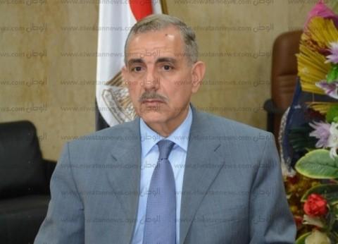 محافظ أسيوط يدين تفجير الشيخ زويد الإرهابي وينعى شهداء الحادث