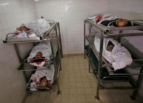 """""""رائحة الدم"""".. شهداء بغزة في مئوية انتهاء الحرب العالمية الأولى"""