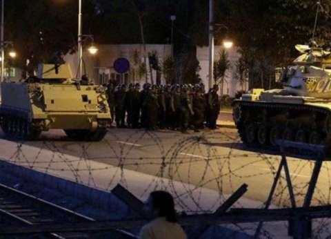 عاجل| انفجار قوي بمحيط التلفزيون التركي بأنقرة