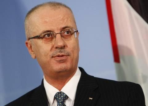 الحكومة الفلسطينية تحمل إسرائيل مسؤولية التصعيد العسكري في غزة