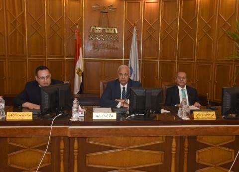 محافظ الإسكندرية: نعمل بجهد وإخلاص لنكون عند توقعات المواطنين