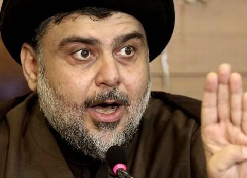 عاجل| مقتدى الصدر يدعو متظاهري العراق للحفاظ على الممتلكات العامة