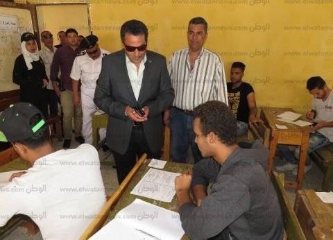 مدير أمن الإسماعيلية يتابع تأمين مقار لجان امتحانات الدبلومات الفنية