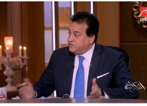 عبدالغفار: مصر تمتلك بنية تحتية تؤهلها لتكون في مصاف الدول الكبرى