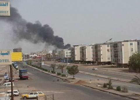 """شاهد عيان لـ""""الوطن"""": الحوثيون يقصفون مدينة تعز بـ""""الكاتيوشا"""""""
