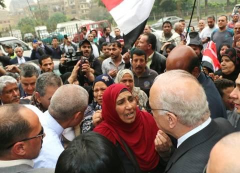 محافظ القاهرة يتفقد اللجان الانتخابية في مصر القديمة والأسمرات