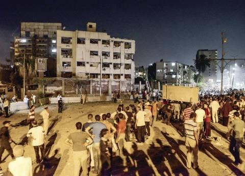 بين الخوف وعدم التصديق.. ضحايا التفجيرات فى انتظار «العوض»