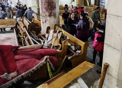 أمين عام الأمم المتحدة يدين الاعتداءات على كنيستي طنطا والإسكندرية