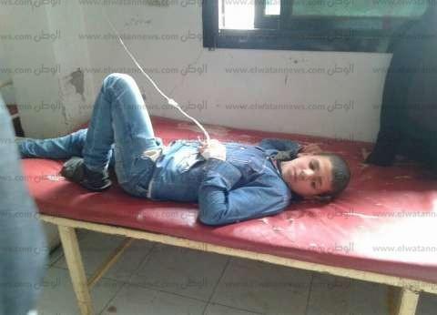 بالصور| أهالي التلاميذ المصابين بالتسمم في الشرقية يطالبون بالتحقيق