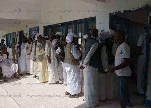 كثافة التصويت في حلايب وشلاتين اليوم الثاني على الانتخابات