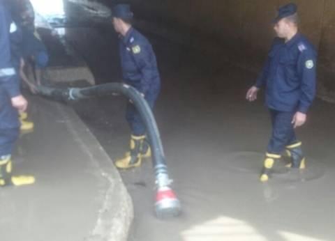 القليوبية تواصل رفع الطوارئ لحين انتهاء موجة الطقس السيئ