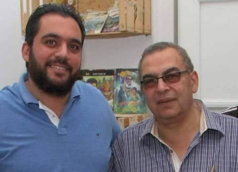 """صانع """"لغز ما وراء السطور"""": أحمد خالد توفيق رفض اسم """"أسطورة العراب"""""""