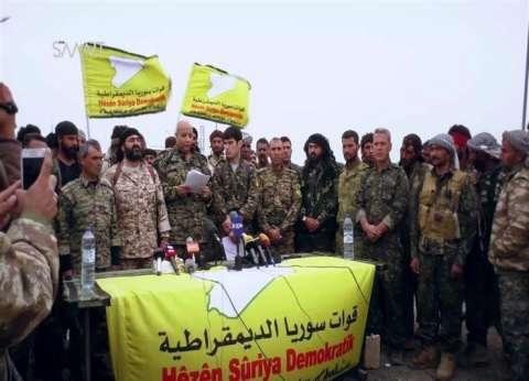 عاجل| قوات سوريا الديمقراطية تسلم 200 من عناصر داعش إلى العراق