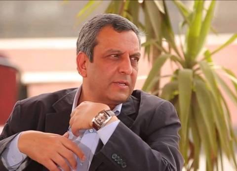 """نقيب الصحفيين: """"لا يمكن أن أجلس مع وزير الداخلية"""""""