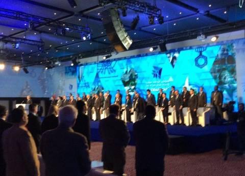 """محافظ البحر الأحمر يعرض الخطة الاستثمارية للمحافظة في مؤتمر """"مصر تستطيع"""""""