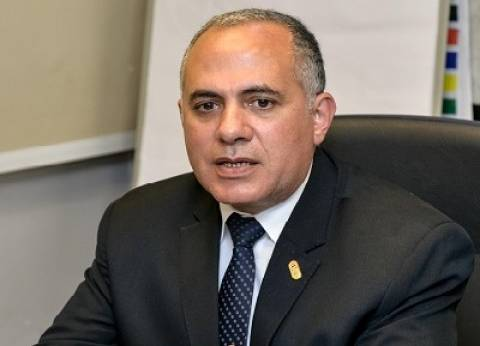 """وزير الري عن أهمية ترشيد استهلاك المياه: """"نسعى لمواجهة المستقبل"""""""