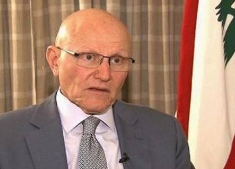 رئيس الوزراء اللبناني يلتقي سفير سلطنة عمان في بيروت