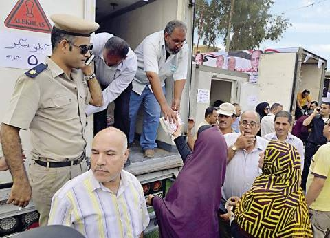 وزير التموين: توزيع 85 % من حصص السلع التموينية للبقالين