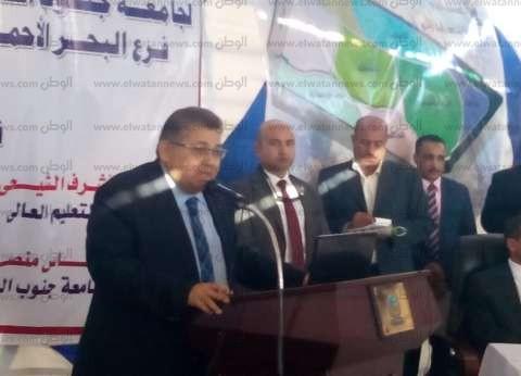 أشرف الشيحي: الحكومة خصصت جزءا كبيرا من برنامجها للتعليم والبحث العلمي