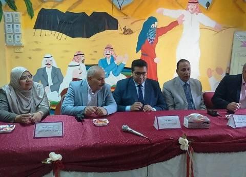 بالصور| ختام فعاليات مسابقة أوائل الثانوية العامة بجنوب سيناء
