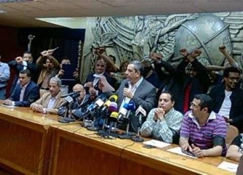 عاجل| بدء اجتماع مجلس نقابة الصحفيين مع رؤساء تحرير الصحف