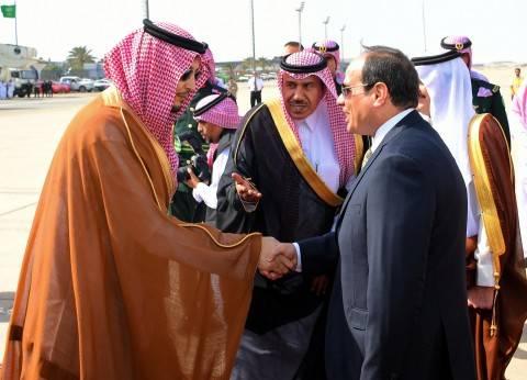 «السيسى» فى «الدمام» للمشاركة فى القمة العربية اليوم