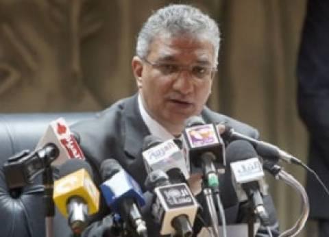 وزير التنمية المحلية يتفقد القرى المنكوبة نتيجة الأمطار والسيول في وادي النطرون