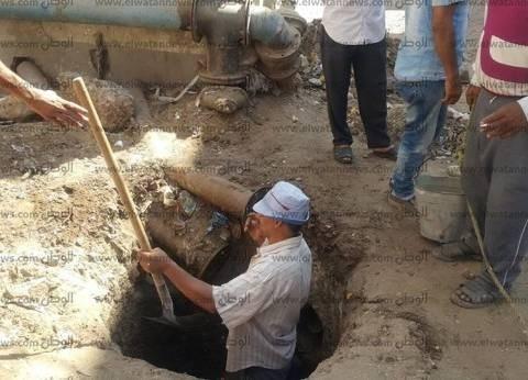 محافظة القاهرة تستعد لأمطار الشتاء بتطهير «البلاعات»