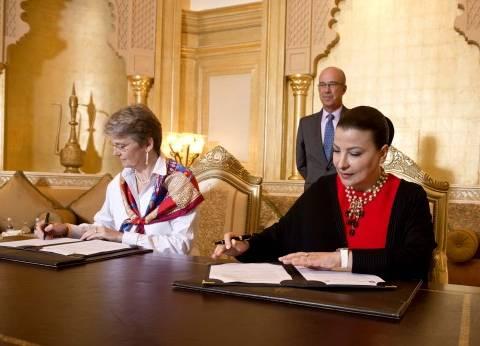 """""""أبوظبي للثقافة"""" توقع مذكرة تعاون مع دار الأوبرافي برشلونة"""
