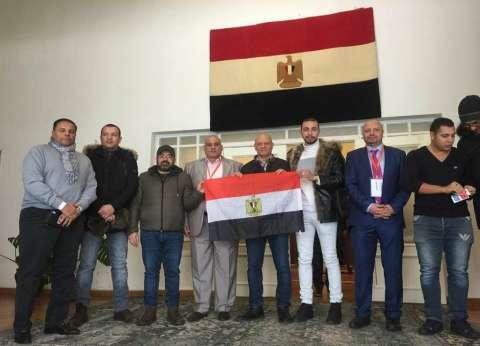 إغلاق مراكز اقتراع تصويت المصريين بالخارج في انتخابات الرئاسة بموسكو