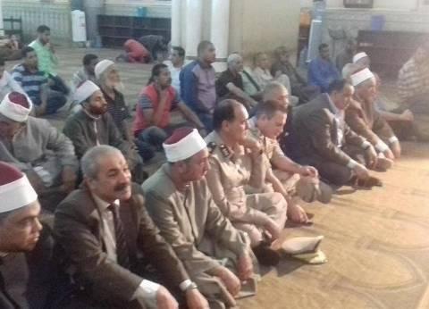 """""""الأوقاف"""" تنظم احتفالية بليلة النصف من شعبان في المنيا"""