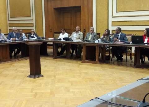 وزيرة الإسكان تتابع المرحلة الأولى من البرنامج القومي للصرف الصحي