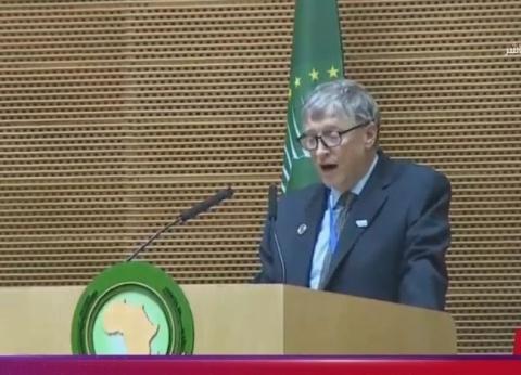 بيل جيتس: مستعدون لمواصلة تقديم المساهمات والموارد إلى إفريقيا