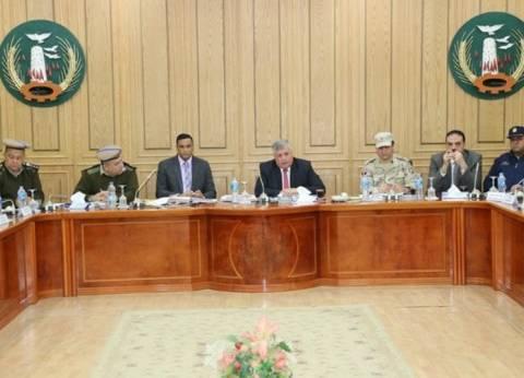 مجلس تنفيذي المنوفية يوافق على إقامة ملعب مركز شباب برهيم بمركز منوف