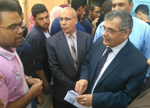 إعلان نتائج انتخابات اتحاد طلاب كليات جامعة بنها