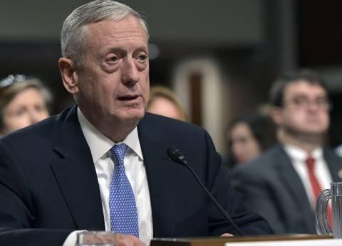 """ماتيس يعلن أن واشنطن تواجه """"تهديدات متزايدة"""" من بكين وموسكو"""