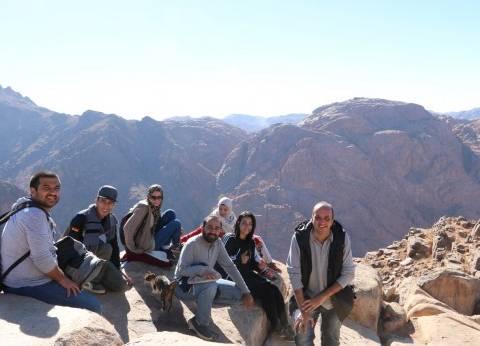 """""""البيئة"""" تبدأ تنفيذ مشروع تطوير جبل موسى بمحمية سانت كاترين"""