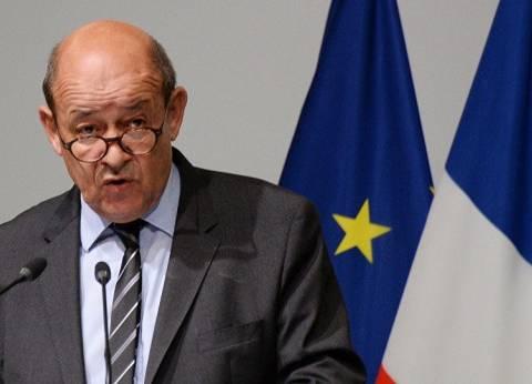 وزير الخارجية الفرنسي يطالب بمنع السلاح الكيماوي في كل أنحاء العالم
