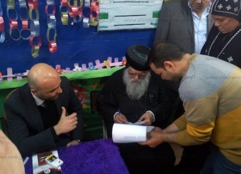 """""""نصف شعبان وأحد سعف وأسبوع الآلام"""".. مسلم ومسيحي في أيام الاستفتاء"""