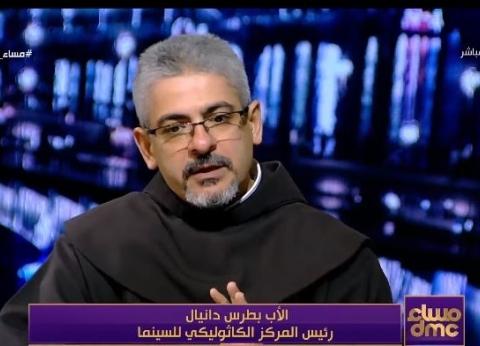 بطرس دانيال يطالب المصريين بالدعاء للفنان سعيد عبد الغني