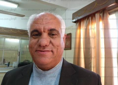 """رئيس """"مياه كفر الشيخ"""": 150 عاملا و51 معدة يشاركون في حملة تطهير الصرف"""