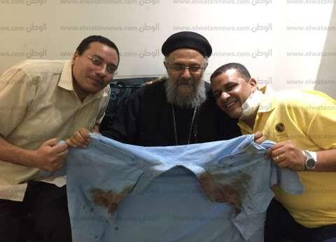 الكنيسة: حارس القديسين عاد لعمله فور خروجه من المستشفى