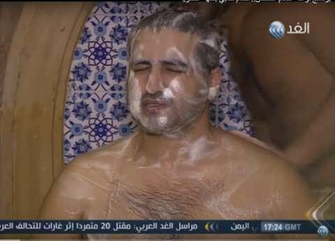 """مذيع الغد العربي"""" العاري: أنا مراسل بجهات سيادية.. و""""مش بتاع دودي والمسخرة دي"""""""