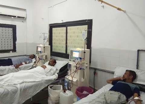 """""""صحة الشرقية"""": استمرار احتجاز 14 من مصابي الغسيل الكلوي بـ""""ديرب نجم"""""""