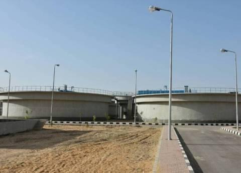 """محافظ الشرقية يُتابع إنشاء محطة مياه """"مشتول السوق"""" بتكلفة 320 مليون"""