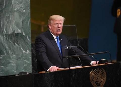 دونالد ترامب: الاتفاق النووي مع إيران هو الأسوأ في تاريخ أمريكا
